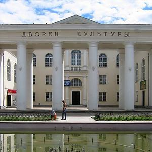 Дворцы и дома культуры Кореновска