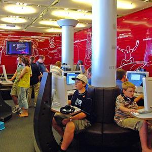Интернет-кафе Кореновска