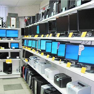 Компьютерные магазины Кореновска