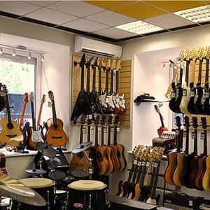Музыкальные магазины Кореновска