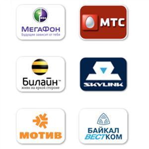 Операторы сотовой связи Кореновска
