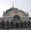 Железнодорожные вокзалы в Кореновске