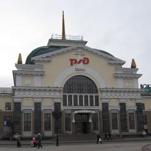 Железнодорожные вокзалы Кореновска